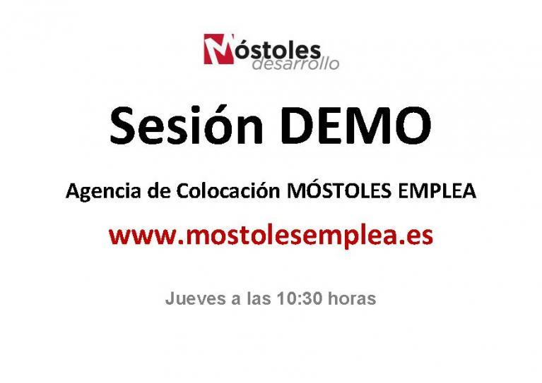 Cambiamos de d a la sesi n demo noticias mstoles - Busco trabajo de pintor en madrid ...